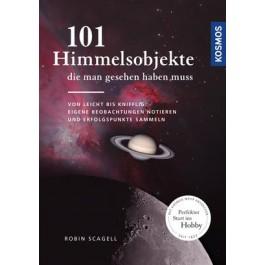 101 Himmelsobjekte, die man gesehen haben muss