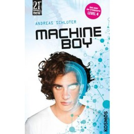 21st Century Thrill: Machine Boy