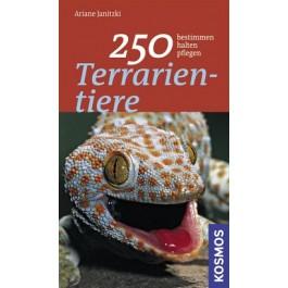 250 Terrarientiere