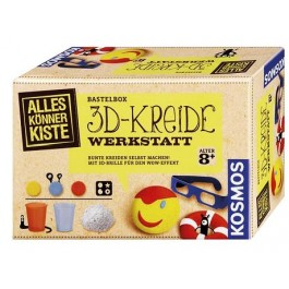 3D-Kreide-Werkstatt