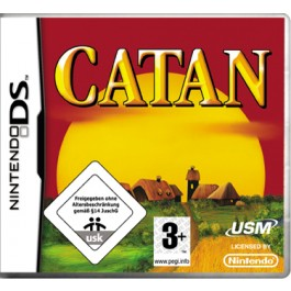Catan - Nintendo DS