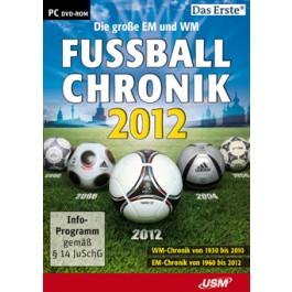 Die große EM und WM Fußballchronik 2012