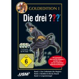 Die drei ??? - Gold-Edition I