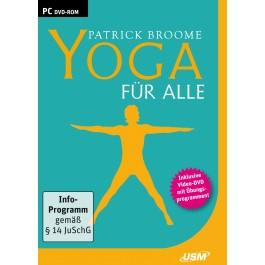 Patrick Broome - Yoga für alle
