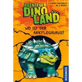 Abenteuer Dinoland, 3, Wo ist der Ankylosaurus?