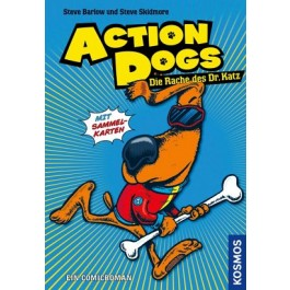 Action Dogs, 2, Die Rache des Dr. Katz