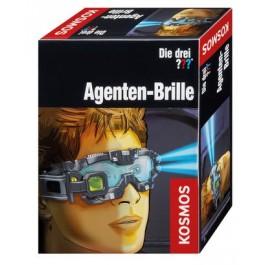 Agenten-Brille
