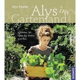 Alys im Gartenland