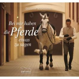 Bei mir haben die Pferde etwas zu sagen