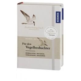 Beobachtungsbuch für den Vogelbeobachter