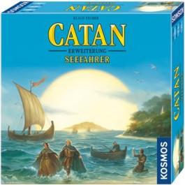 CATAN - Erweiterung - Seefahrer