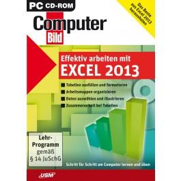 COMPUTER BILD: Effektiv arbeiten mit Excel 2013