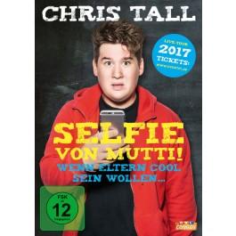 Chris Tall: Selfie von Mutti