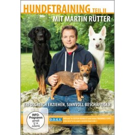 DVD: Hundetraining mit Martin Rütter - Teil 2