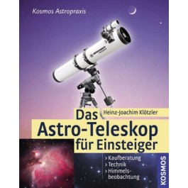 Das Astro-Teleskop für Einsteiger