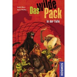 Das Wilde Pack, 5, in der Falle
