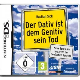 Der Dativ ist dem Genitiv sein Tod - für Nintendo DS
