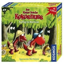 Der kleine Drache Kokosnuss - Ausflug ins Abenteuer