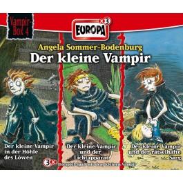 Der kleine Vampir - Vampirbox 4