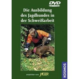 Die Ausbildung des Jagdhundes in der Schweißarbeit DVD