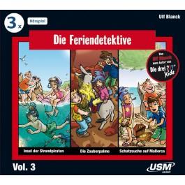 Die Feriendetektive - Hörbox 3