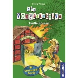 Die Ponydetektive, 5, Heiße Spuren