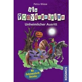Die Ponydetektive, 6, Unheimlicher Ausritt