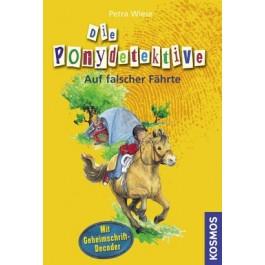 Die Ponydetektive, 8, Auf falscher Fährte