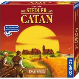 Die Siedler von Catan - Play it smart