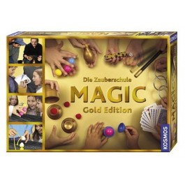 Die Zauberschule Magic Gold Edition