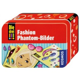 Die drei !!! - Fashion Phantom-Bilder