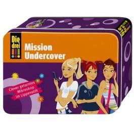 Die drei !!! - Mission Undercover