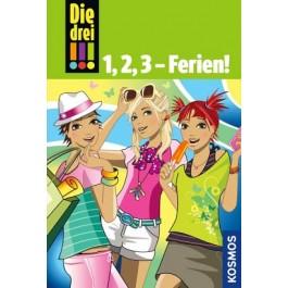 Die drei !!!, 1,2,3 - Ferien