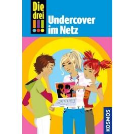 Die drei !!!, 23, Undercover im Netz