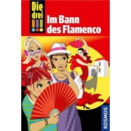 Die drei !!!, 41, Im Bann des Flamenco