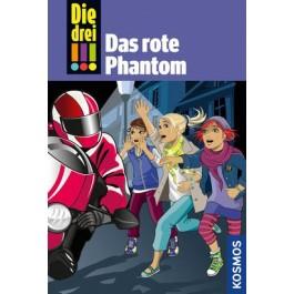 Die drei !!!, Bd.52, Das rote Phantom