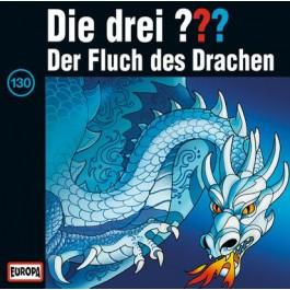 Die drei ??? Der Fluch des Drachens 130 - Audio-CD