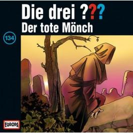 Die drei ??? Der tote Mönch 134 - Audio-CD