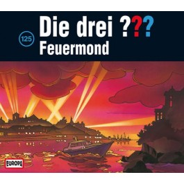 Die drei ??? Feuermond, 125 - 3 Audio-CDs