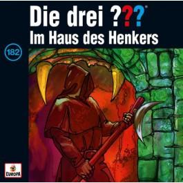 Die drei ??? Im Haus des Henkers, 182 - Audio-CD