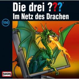 Die drei ??? Im Netz des Drachen, 156 - Audio-CD