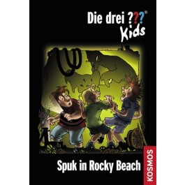 Die drei ??? Kids, 10, Spuk in Rocky Beach