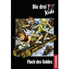 Die drei ??? Kids, 11, Fluch des Goldes
