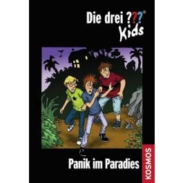 Die drei ??? Kids, 1, Panik im Paradies