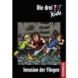 Die drei ??? Kids, 3, Invasion der Fliegen
