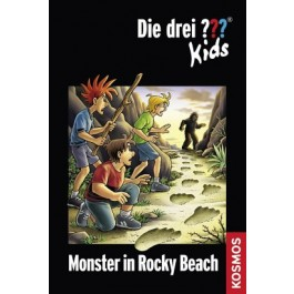Die drei ??? Kids, 44, Monster in Rocky Beach
