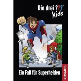 Die drei ??? Kids, 45, Ein Fall für Superhelden