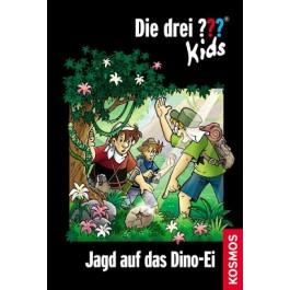 Die drei ??? Kids, 46, Jagd auf das Dino-Ei