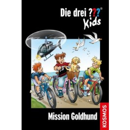 Die drei ??? Kids, 65, Mission Goldhund