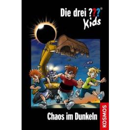 Die drei ??? Kids, 68, Chaos im Dunkeln